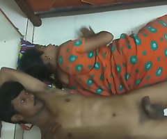 Indian Unpretending Intimacy the assort Getting Fucked By Huge Tamil Gumshoe
