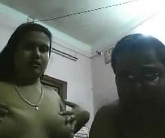Mature Horny Indian Cpl Bit on Webcam 11-26-13 =L2M=