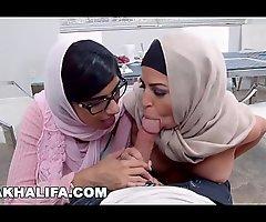 MIA KHALIFA - Oral stimulation Compilation