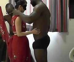 Indian punjabi wan Big black cock trollop B & B bbc meet - part 1 - g...