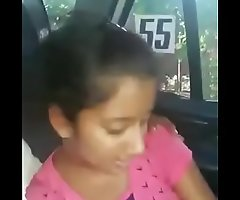 TEEN INDIAN SUCKING DICK Wide CAR