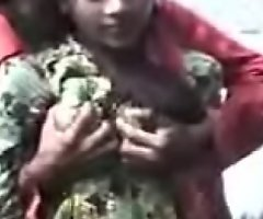 Indian doll bosom
