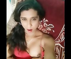 Indian Shemale Showing boobs