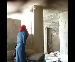 Pareja de la India teniendo sexo en un lugar abandonado
