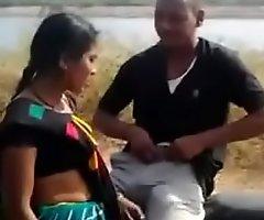 INDIAN Juvenile  Ecumenical TAKING HER SENIOR DICK