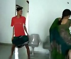 Sexy South Indian hot Pest Dance